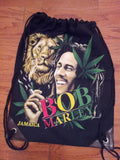 Bob Marley Cinch Bag Souvenir, Gift Bag
