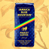 MARLEY COFFEE, TALKIN' BLUES, JAMAICAN BLUE MOUNTAIN