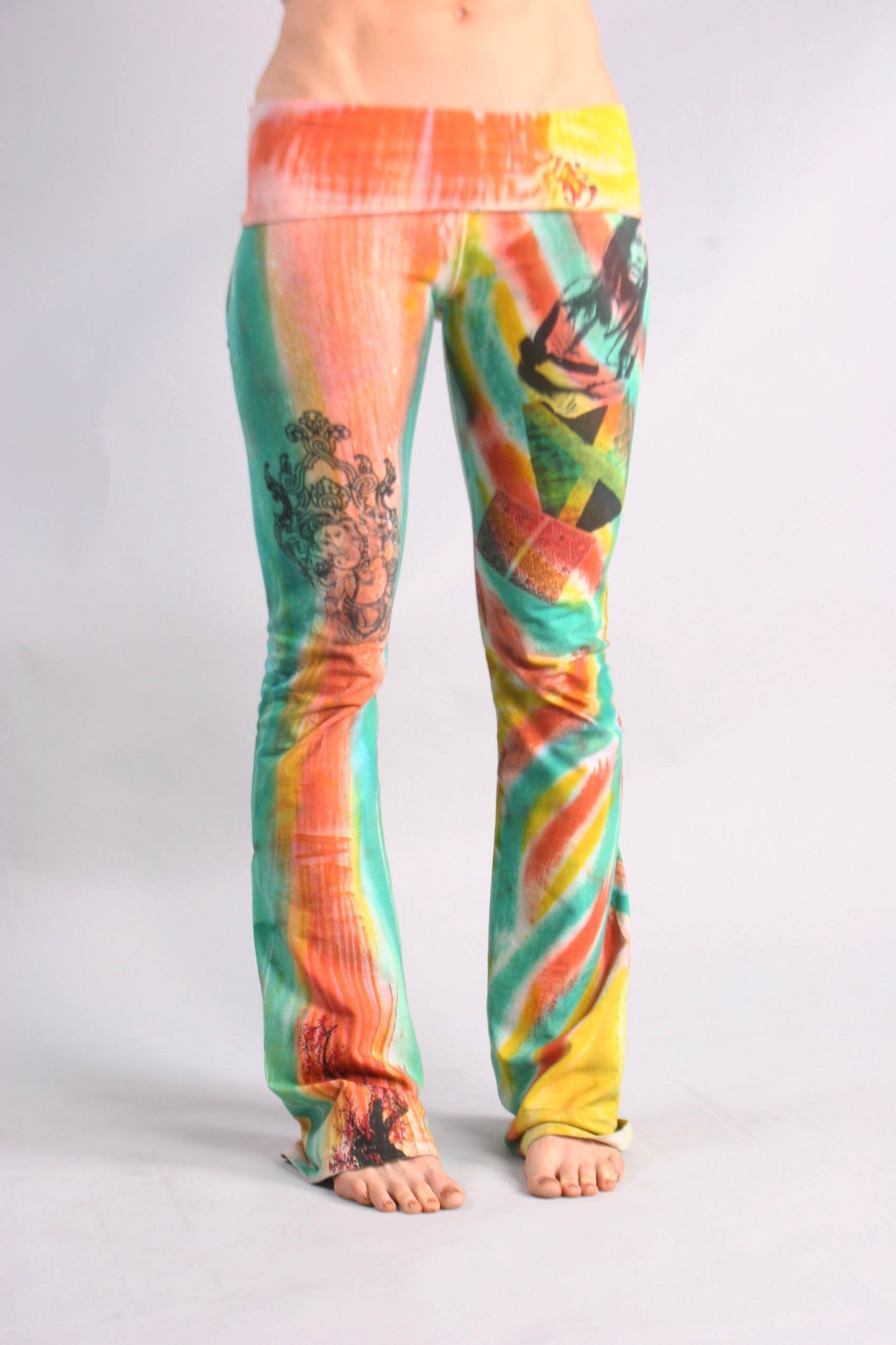 ISLAND YOGA PANTS LEGGINGS