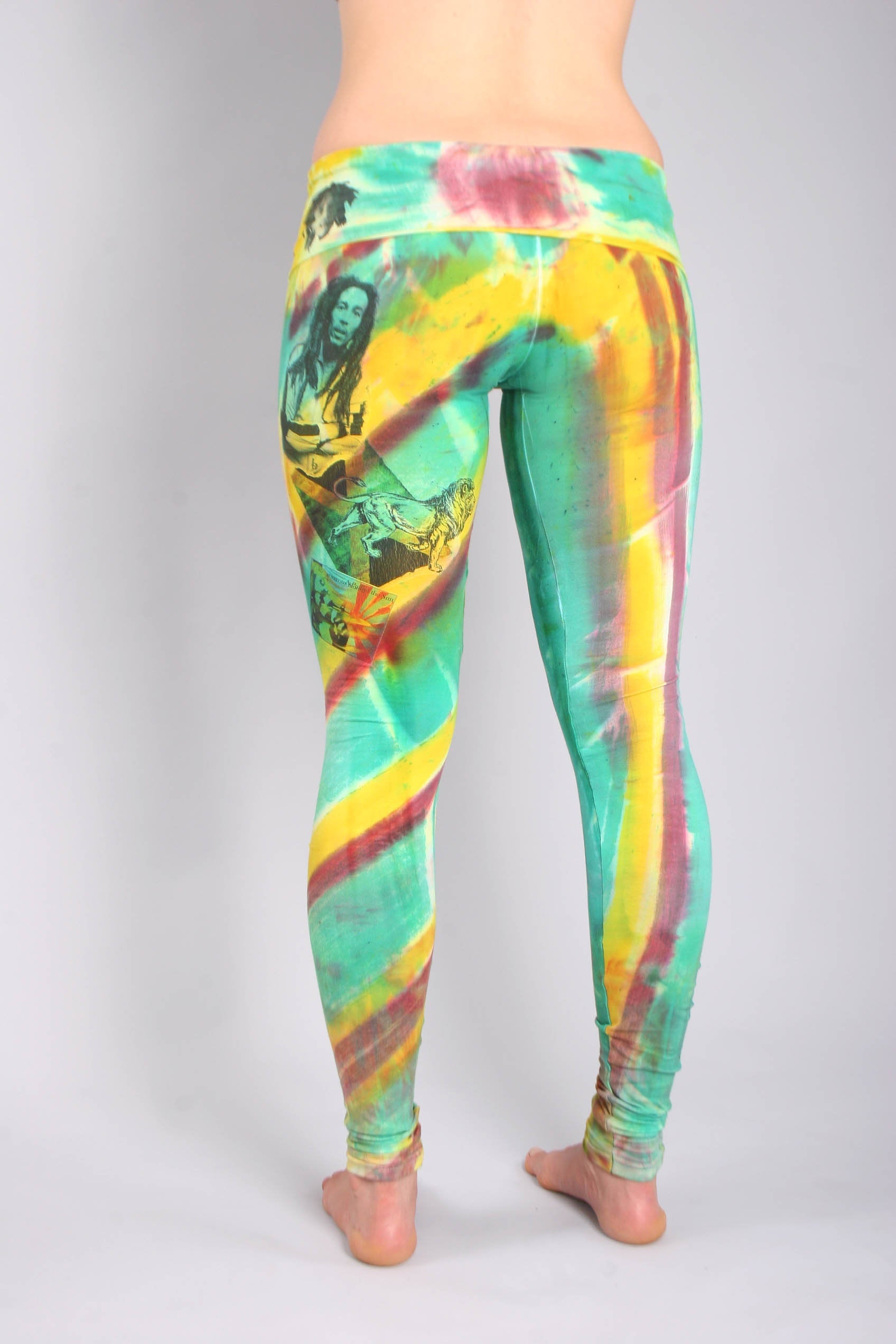 Bashment Jam Rock Yoga Pants leggings