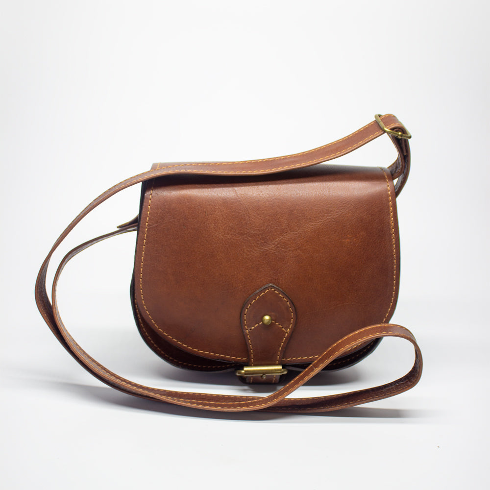 Cartera Bandolera Cafe