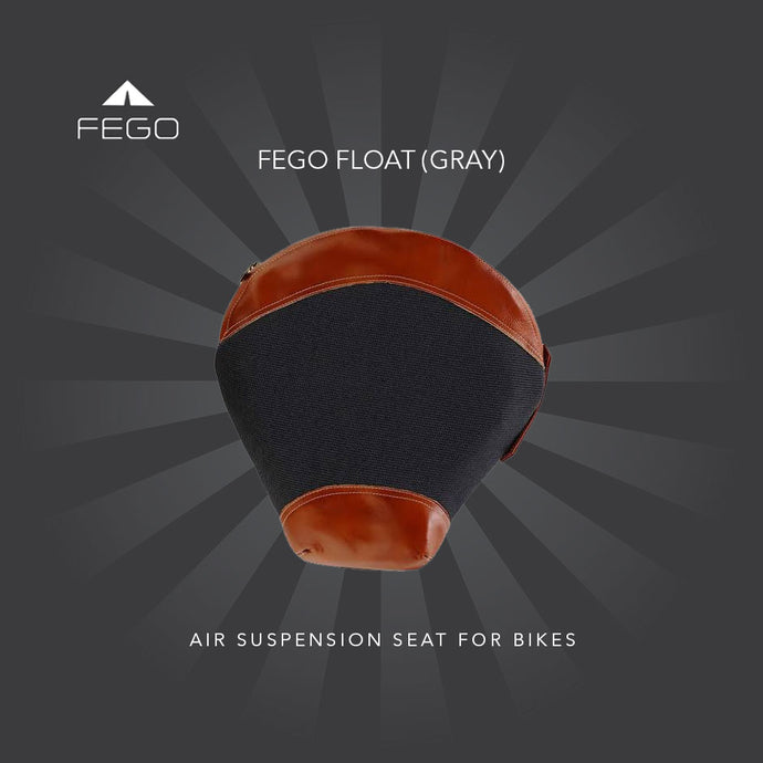 FEGO Float - Air Suspension Seat With Air Suspension Technology - Mountain Range