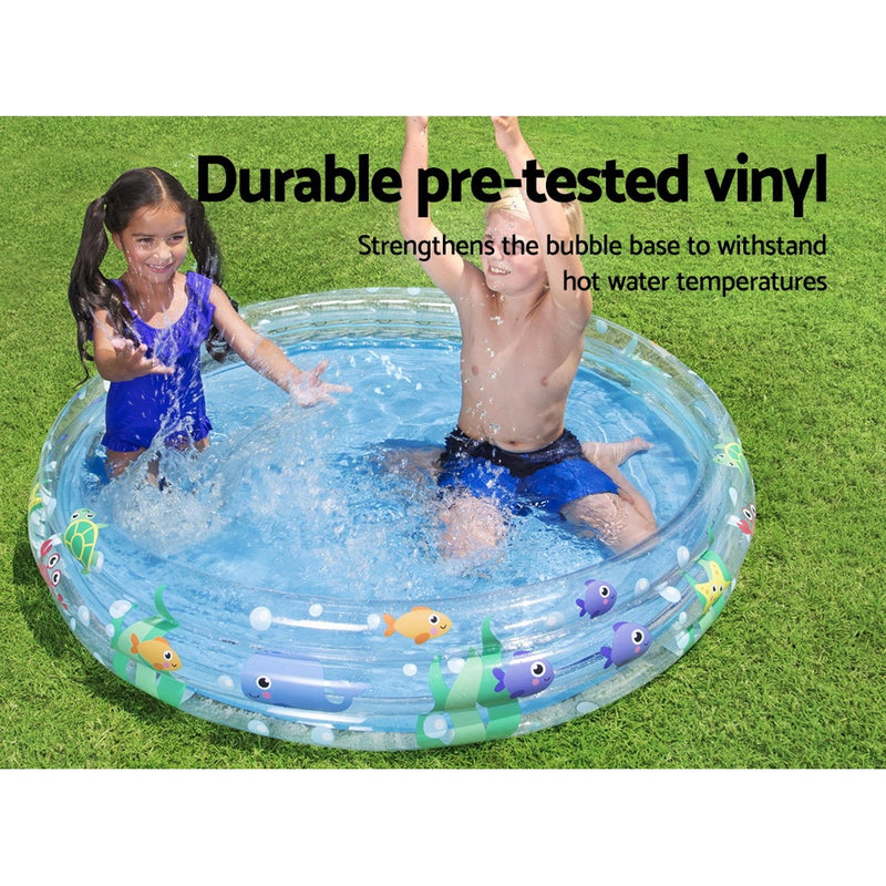 Bestway Swimming Pool Above Ground Play Kids Pools Inflatable Round Family Pool
