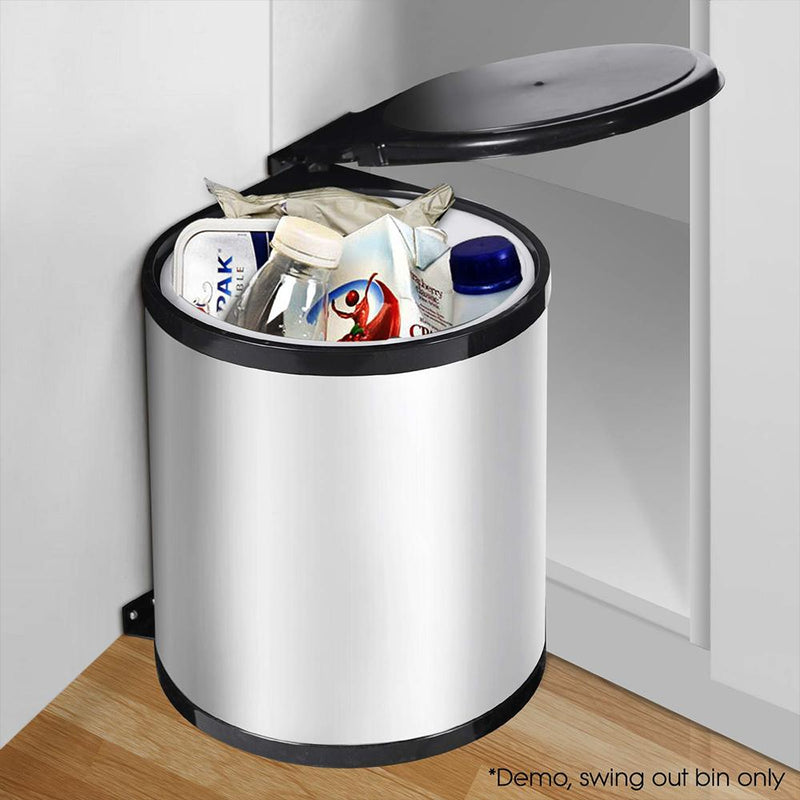 Cefito 14L Swing Out Bin