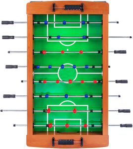 "55"" Soccer Foosball Table Heavy Duty for Pub Game Room #DST5D80"
