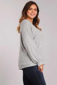 A Weekend Away Sweater