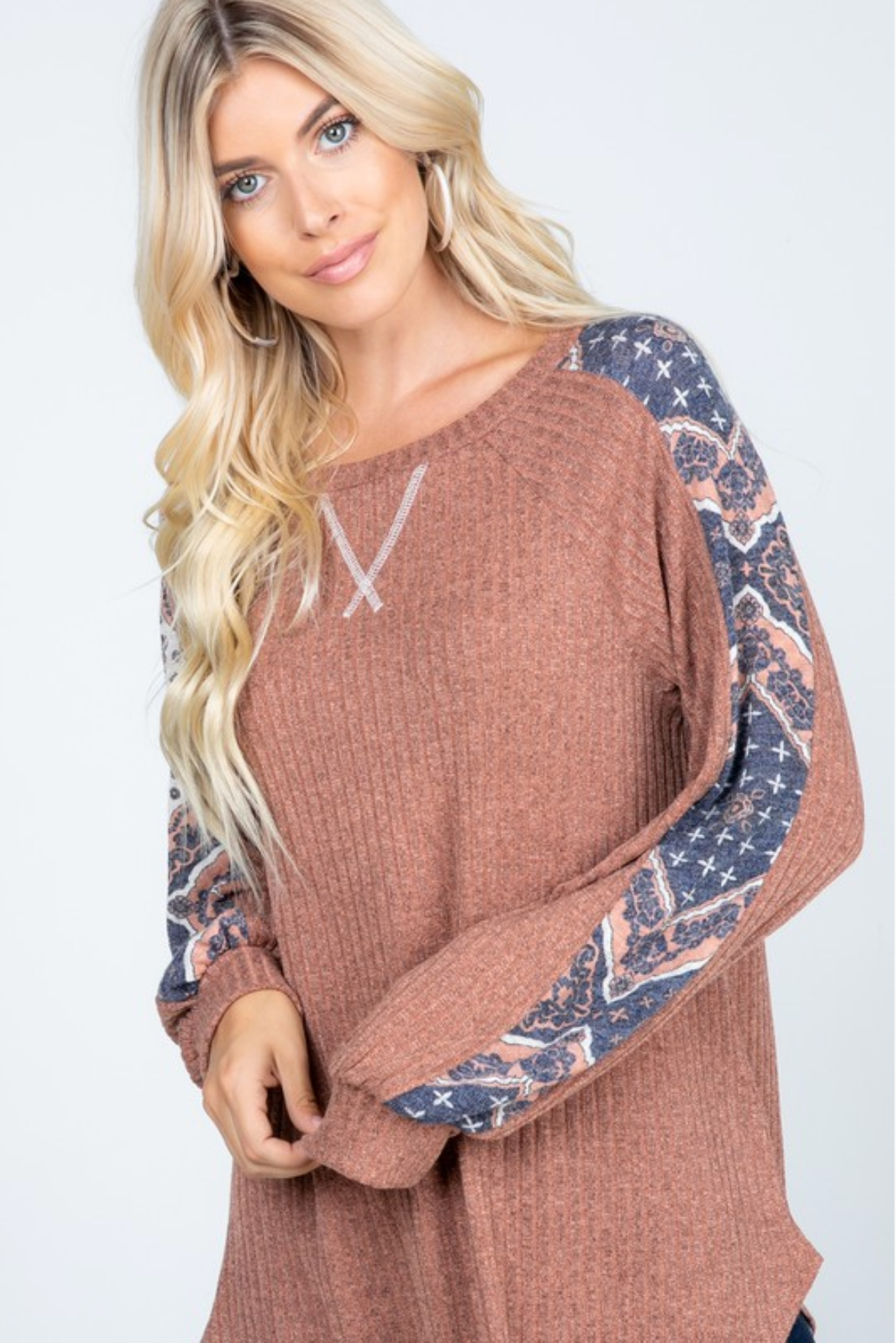 Be True To Yourself Puff Sleeve Top