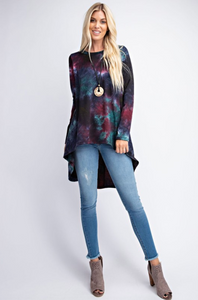 Galaxy Hi Lo Tunic