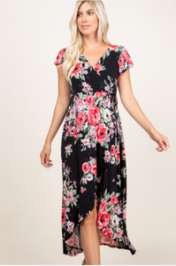 Above and Beyond Maxi Dress