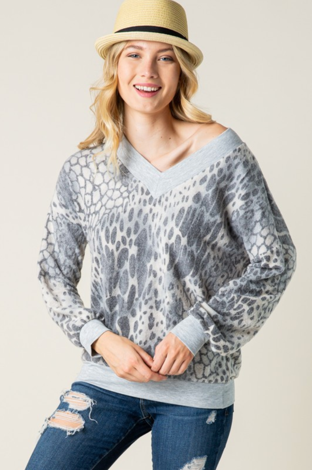 Independent Woman Sweater