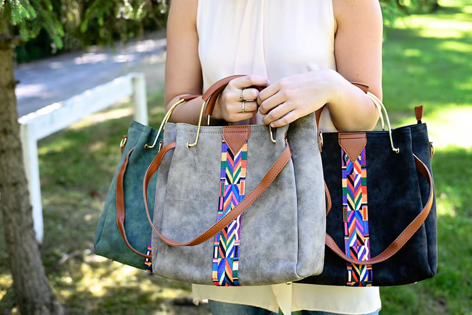 City Chic Handbag Two in One