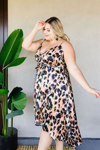 Wild Muse Wrap Dress