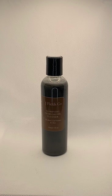 Clarifying Charcoal Gel Facial Cleanser