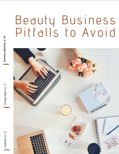 Beauty Business Pitfalls to Avoid
