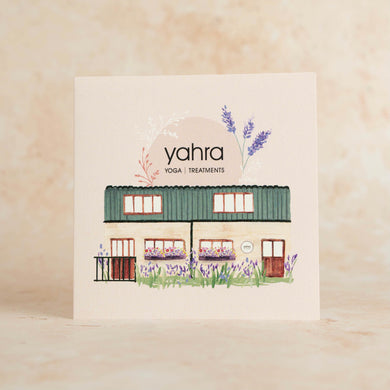 physical gift vouchers - yahra