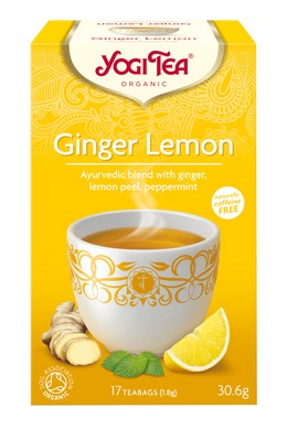 ginger lemon - yahra