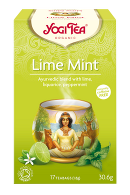 lime mint - yahra