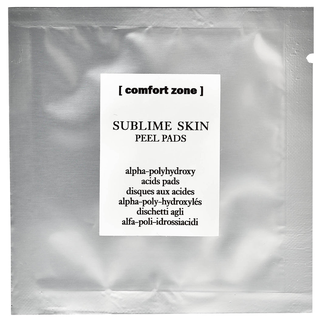 sublime skin peel pads - yahra