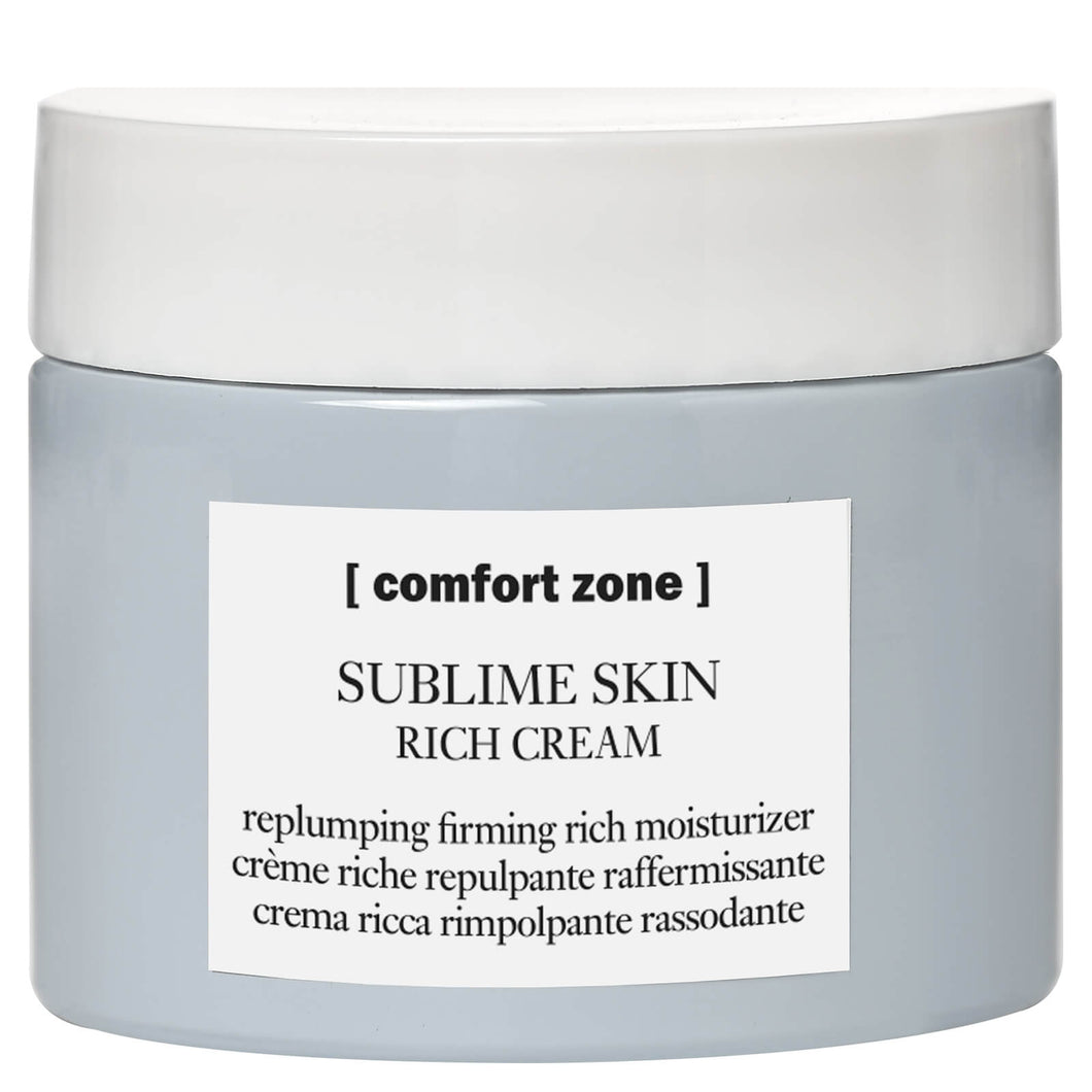 sublime skin rich cream - yahra