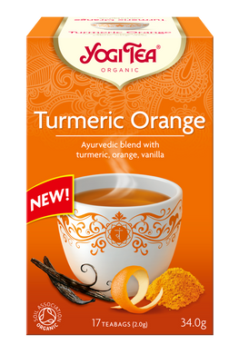 turmeric orange - yahra