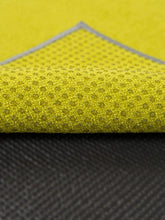 Load image into Gallery viewer, yoga mat grip dot towel | lime green - yahra