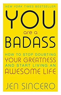 you are a badass - yahra
