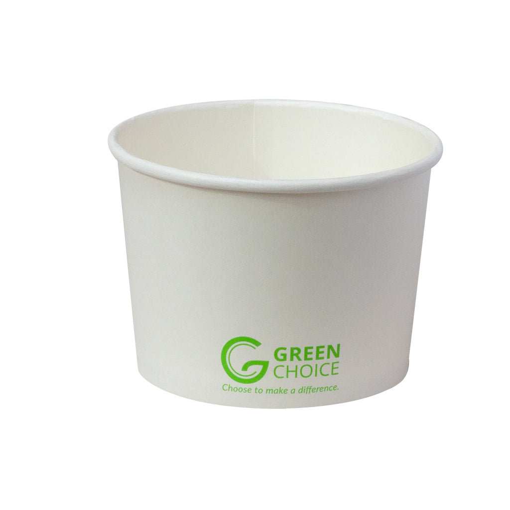 Green Choice Single Wall Soup Bowl PLA - 16oz