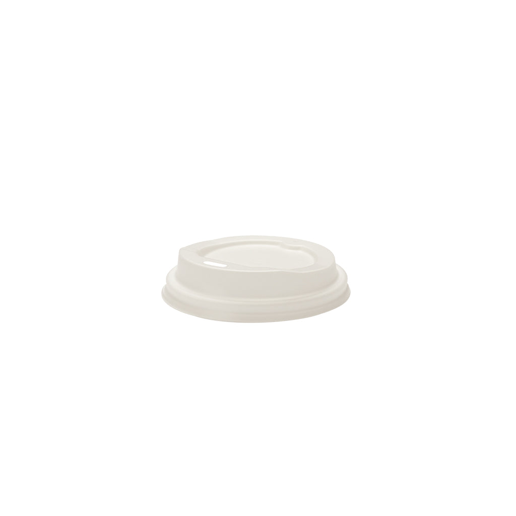 CPLA lids - White - 4oz