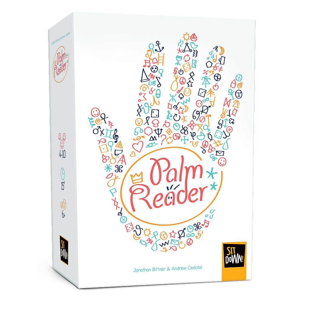 PALM READER - Gezelschapsspel