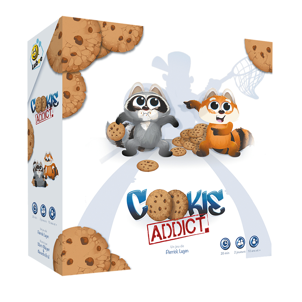 Cookie addict- Gezelschapsspel