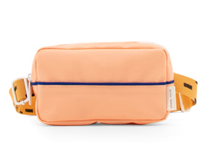 Fanny pack | sprinkles lemonade pink + apricot orange + indigo blue - Sticky Lemon