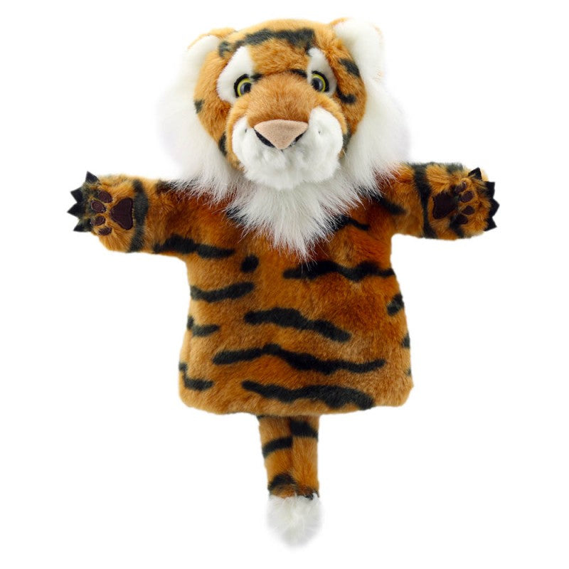 Tiger  glove -Hand puppet - The puppet company
