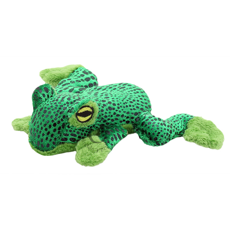 Swimming Frog - finger puppet - The puppet company
