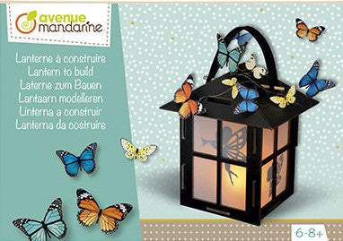 Creative box, Lantern to build - Avenue Mandarin