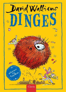 Dinges, leesboek - David Walliams