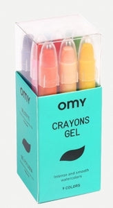 gel pennen aquarel -OMY