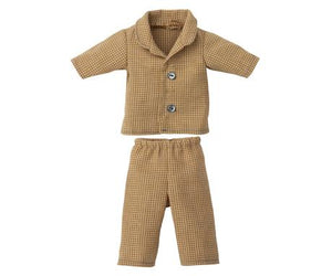 Pyjamas for Teddy Dad Maileg