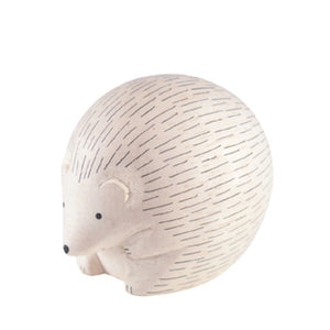 Pole pole wooden animal Hedgehog - T Lab