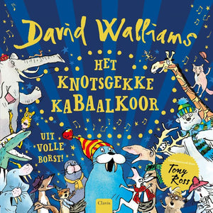 Knotsgekke Kabaalkoor, Prentenboek - David Walliams