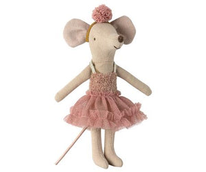 Dance mouse, big Sister- Mira belle - Maileg