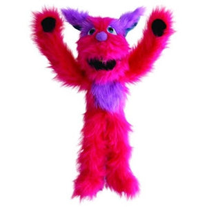 Pink Monster - Handpuppet - The puppet Company