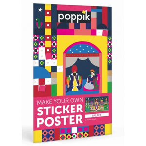 Stickers  Palace- Poppik