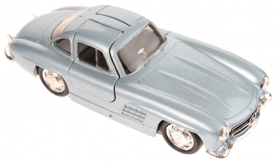 Metalen auto - Mercedes Benz 300 SL  - Welly