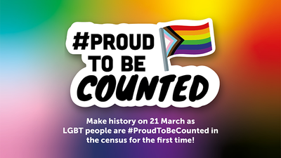 Proud To Be Counted, 2021 Census