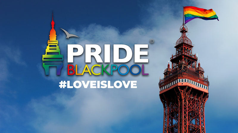 Blackpool LGBT Gay Pride 2021