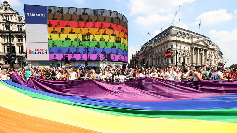 Pride in London LGBT Gay Pride 2021