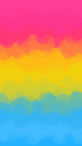 fade pansexual mobile wallpaper background