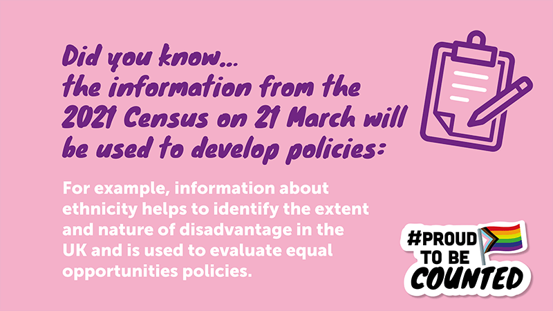 Census 2021 LGBT Policies