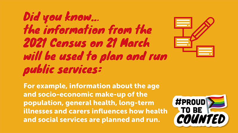 Census 2021 Public Services