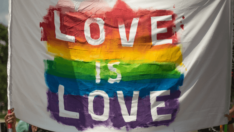 UK Conversion Therapy Ban 2021 Love is Love